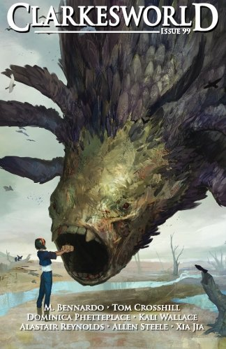9780692343791: Clarkesworld Issue 99