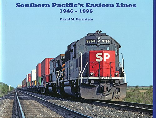 9780692344774: Southern Pacific's Eastern Lines 1946-1996