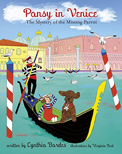 9780692345542: Pansy in Venice: The Mystery of the Missing Parrot