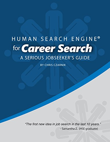 9780692351482: Human Search Engine for Career Search: A Serious Jobseeker's Guide