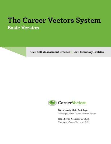 Career Vectors System Basic Version: First Edition: Lustig, Barry