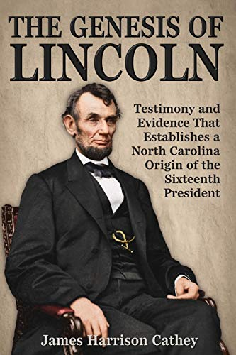 9780692372388: The Genesis of Lincoln