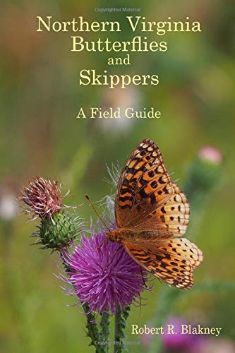 Northern Virginia Butterflies and Skippers: A Field Guide: Blakney, Mr Robert R