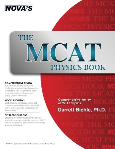 9780692383599: The MCAT Physics Book