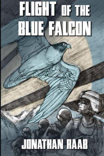 Flight of the Blue Falcon: Jonathan Raab