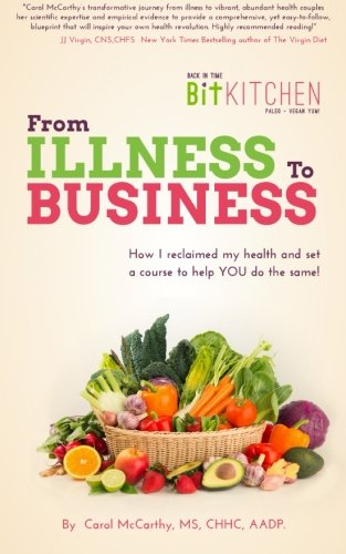 9780692391938: Back In Time Kitchen, From Illness to Business: How I Reclaimed My Health and Set a Course to Help YOU do the Same