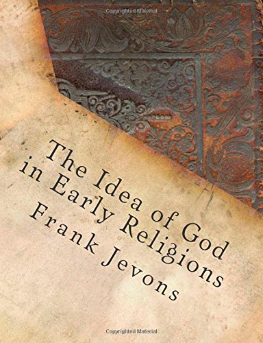 9780692402481: The Idea of God in Early Religions (The Ecumenical Theological Seminary Library)