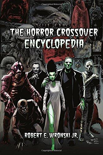 9780692402696: The Horror Crossover Encyclopedia