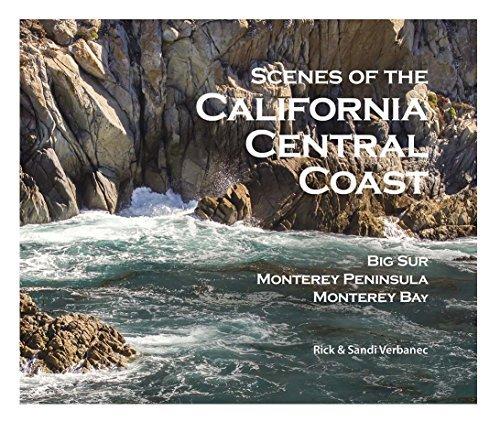 9780692407745: Scenes of the California Central Coast
