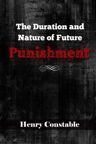 9780692408599: The Duration and Nature of Future Punishment