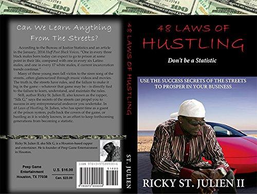 9780692411391: 48 Laws of Hustling