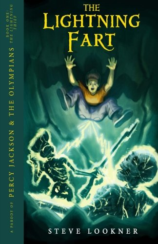 9780692412480: The Lightning Fart: A Parody of The Lightning Thief (Percy Jackson & the Olympians, Book 1)