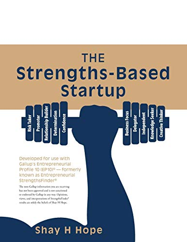 9780692413333: The Strengths-Based Startup