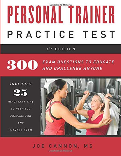 9780692414330: Personal Trainer Practice Test: 300 Exam Questions To Educate And Challange Anyone