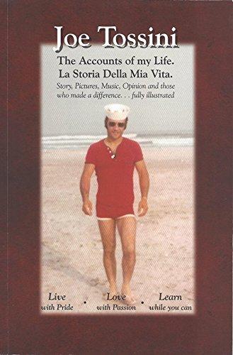 9780692414804: Joe Tossini The Accounts of My Life