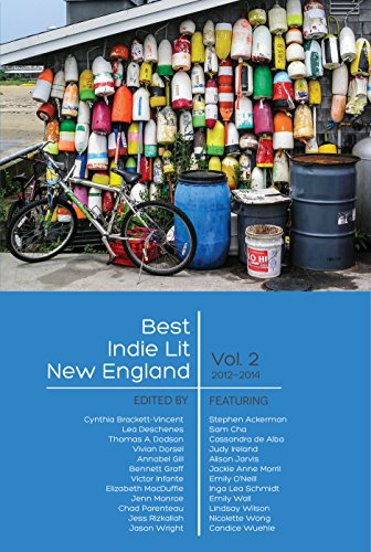 9780692415146: Best Indie Lit New England, Vol. 2