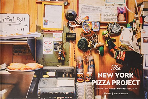9780692419779: The New York Pizza Project