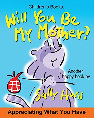 9780692422335: WILL YOU BE MY MOTHER?