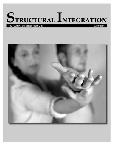 9780692422816: Structural Integration: The Journal of the Rolf Institute, Vol. 43:1: Volume 43