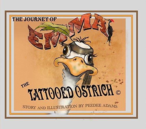 9780692424681: EMMA the Tattooed Ostrich