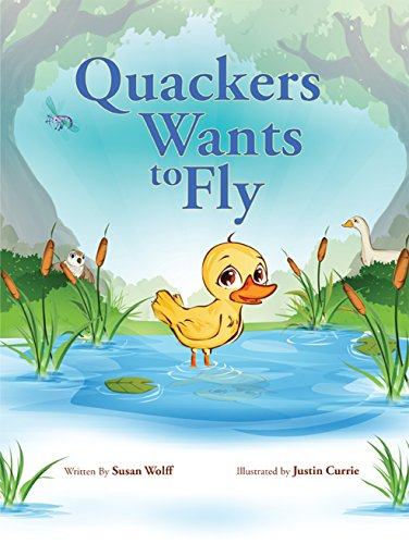 9780692429327: Quackers Wants To Fly