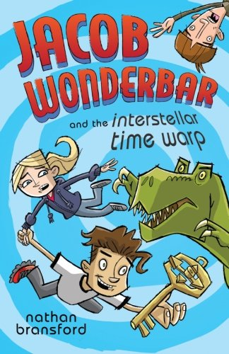 9780692429730: Jacob Wonderbar and the Interstellar Time Warp: Volume 3