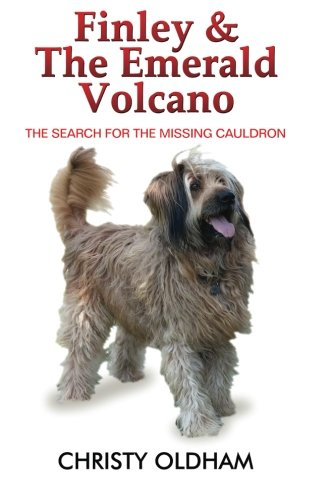 Finley & The Emerald Volcano: The Search for the Missing Cauldron (Volume 1): Oldham, Christy R...