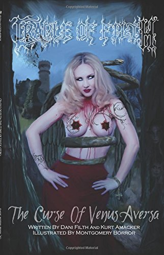 9780692432785: Cradle of Filth: The Curse of Venus Aversa (European Edition)