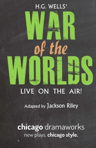 9780692433164: War of the Worlds: Live on the Air!