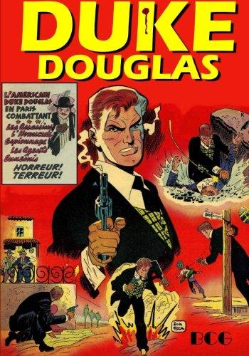 9780692439555: Duke Douglas: Secret Agents, Spies, Espionage, Intrigue