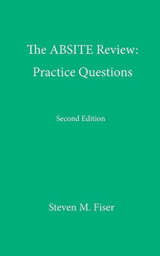 9780692442470: The ABSITE Review: Practice Questions, Second Edition