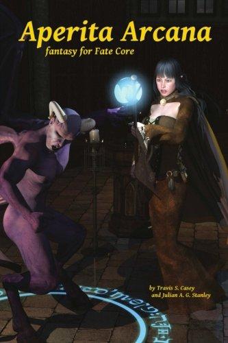 9780692453285: Aperita Arcana: fantasy for Fate Core