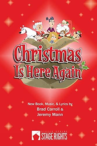 Christmas Is Here Again: Brad Carroll; Jeremy Mann