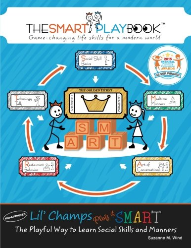 9780692472200: Lil' Champs Play it SMART: The Playful Way to Learn Social Skills and Manners