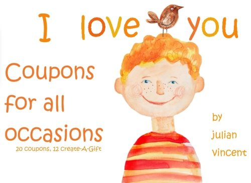 9780692472682: I Love You Coupons