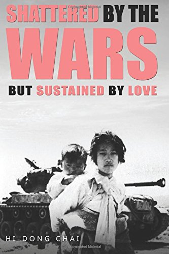 9780692477021: Shattered by the Wars