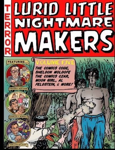 9780692483053: Lurid Little Nightmare Makers: Volume Five