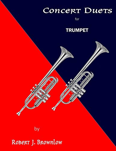 9780692487525: Concert Duets for Trumpet