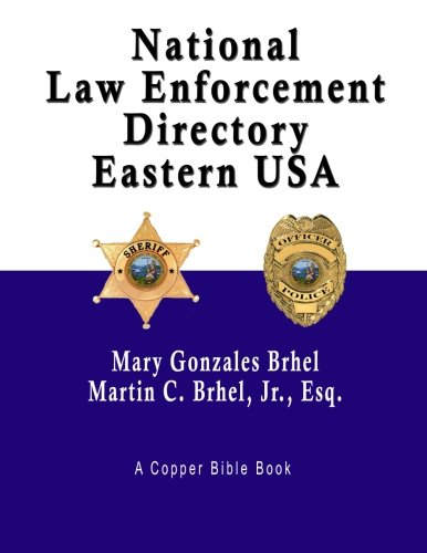 9780692496107: National Law Enforcement Directory: Eastern USA