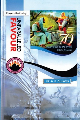 9780692496602: 70 Days Fasting and Prayer Programme 2015 Edition