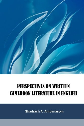 9780692497074: Perspectives on Written Cameroon Literature in English