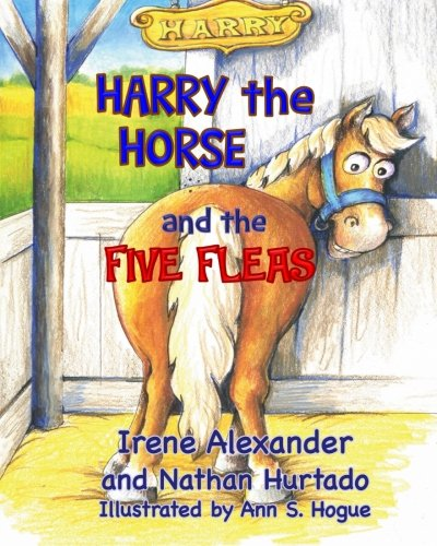 9780692499726: Harry the Horse and the Five Fleas