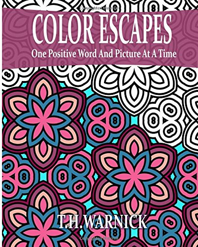 9780692513705: Color Escapes: Adult Coloring Book