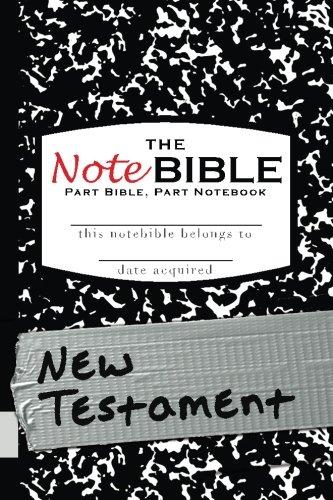 The NoteBible: New Testament: Christian Michael