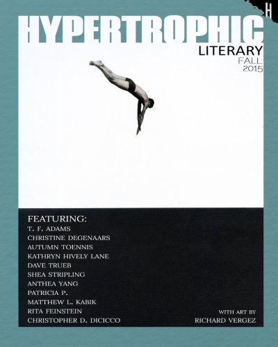 9780692517512: Hypertrophic Literary - Fall 2015