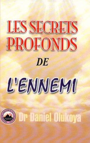 9780692533147: Les Secrets Profonds De L'ennemi (French Edition)