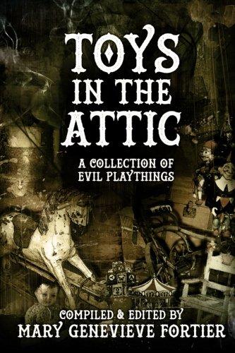 9780692534809: Toys in the Attic