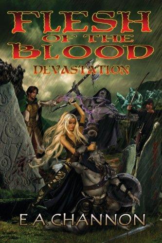 9780692535011: Flesh of the Blood Devastation (Volume 2)