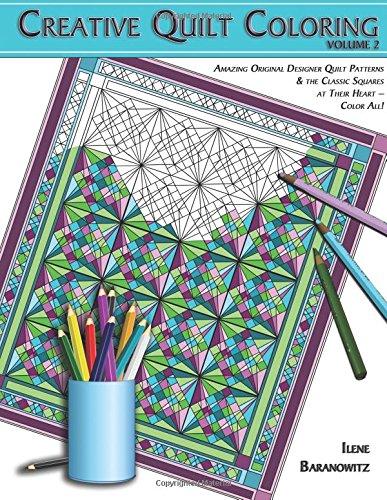 9780692536766: Creative Quilt Coloring (Volume 2)