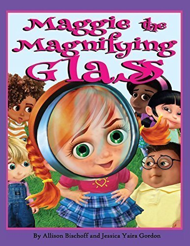 9780692546574: Maggie the Magnifying Glass- A children's book teaching kids about STEM